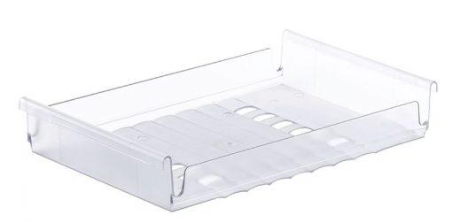 Translucent tray